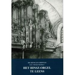 Het Hinsz-orgel te Leens