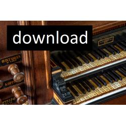 Orgeldemo + Improvisation...